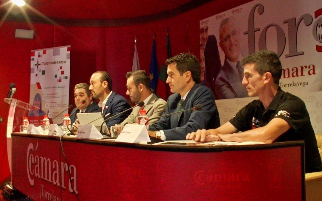 +TalentoBesaya, certamen de emprendimiento y captación de talento en Torrelavega