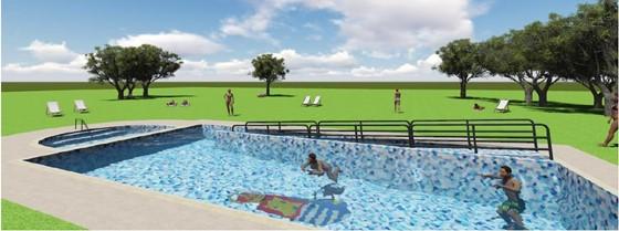 Dotación de piscina accesible polivalente municipal en Penagos